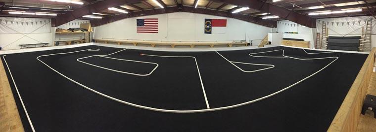 CRC Fasttrak II Racing Carpet