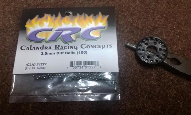 New products and racer tips