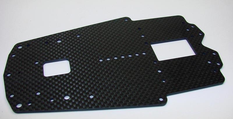 New Zero-flex Carbon fiber for CK25