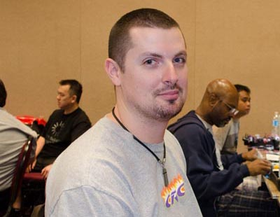 Triple T.Q. at the 10th Annual International Indoor Championships in Las Vegas