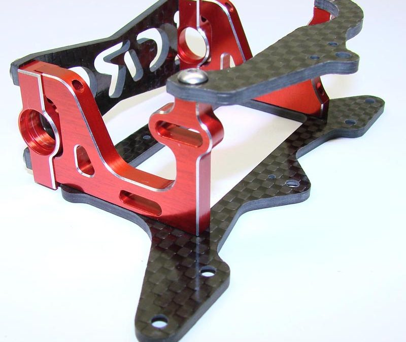 New LCG Rear Pods for Xti-based cars!