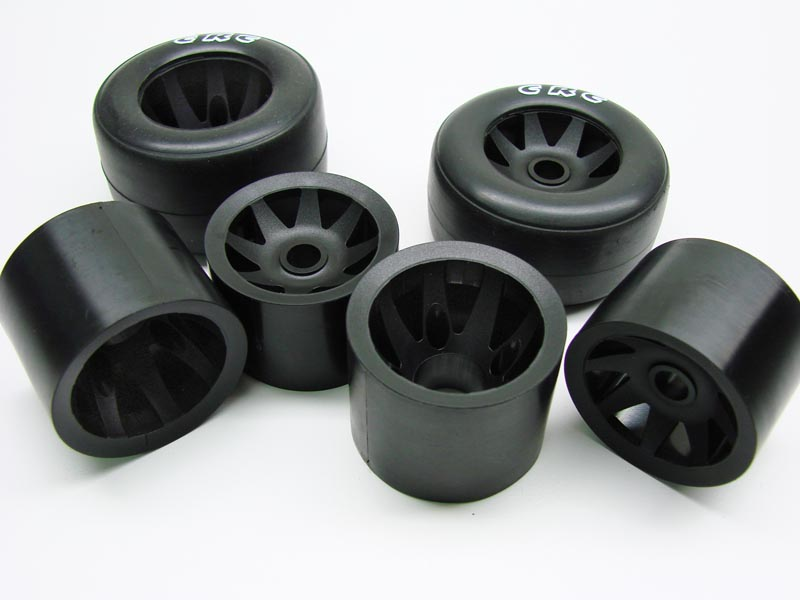 CRC's new GTR wheel and RT1 tires