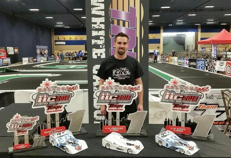 CRC wins big in Vegas!