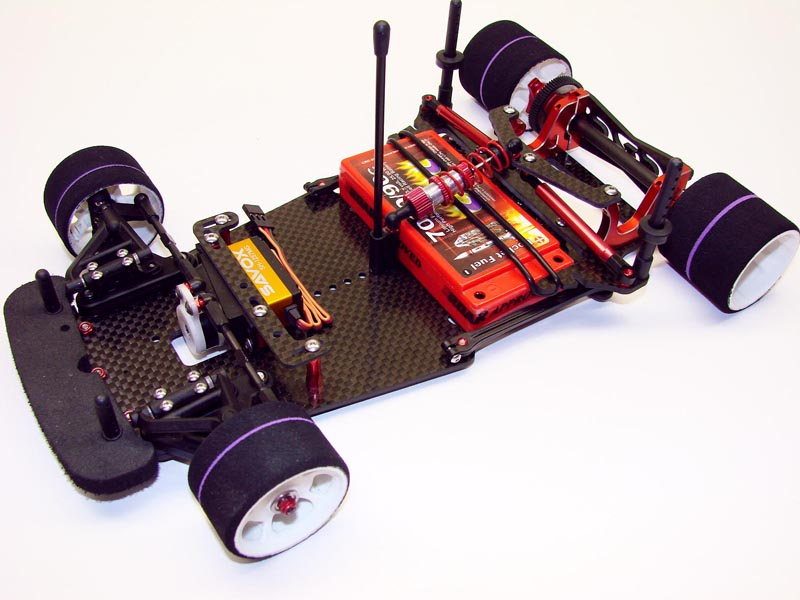 25 Years of 1/12th scale – The new 2018 car from CRC – Carpet Knife™ Twent