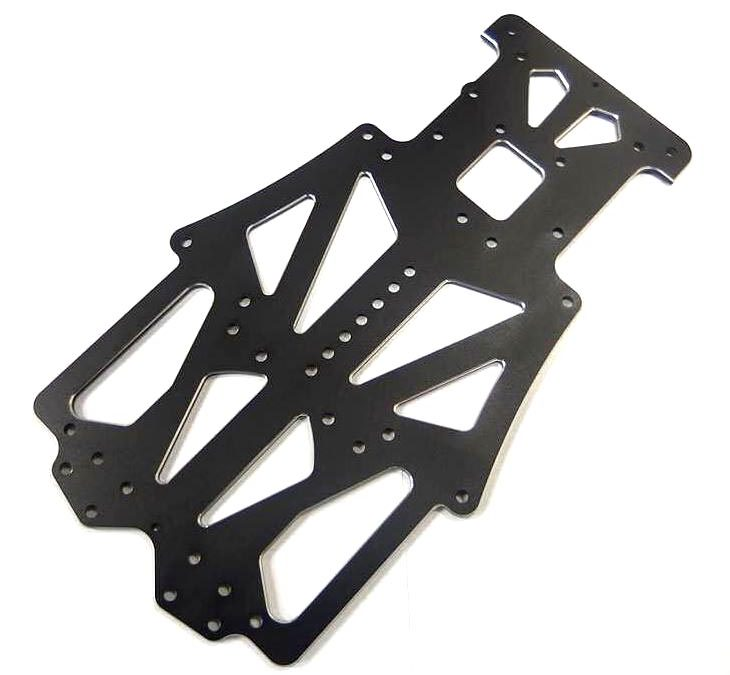 CRC releases a new Black anodized aluminum chassis for the Xti-WC