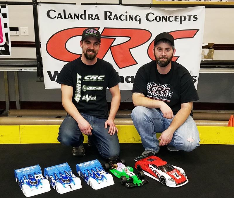 Clean Sweep in Cleveland! CRC T.Q.'s and wins every class at the US Indoor Champ