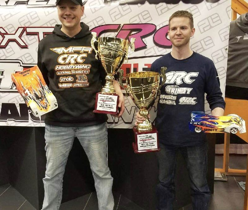 CRC takes 2 at the 2019 ROAR Nationals